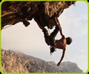 -Rock climbing