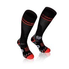 Compressport Socks-black socks Full v2.1