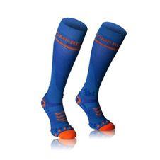 Compressport Socks-blue stockings Full v2.1