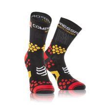 Compressport socks Socks-black/red Trail v2.1