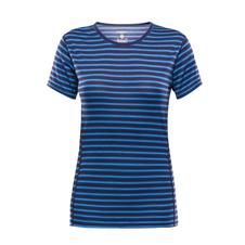 Devold Breeze Woman T-shirt - mistral stripes