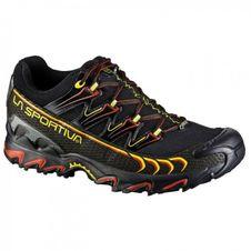 The La Sportiva Raptor Ultra GTX shoes-black/yellow