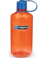 Nalgene Narrow Mouth 1l - Orange Tritan