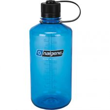 Nalgene Narrow Mouth 1l - Slate Tritan