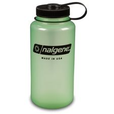 Nalgene Wide Mouth 1,0 l - Green Bulk