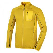 Husky Zip Turtleneck Tarr Man-dark yellow