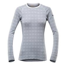 Devold Alnes Woman Shirt - grey