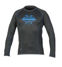 Tričko Directalpine Shark 1.0 - antracite/blue