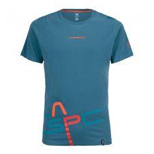 La Sportiva Shortener T-Shirt - lake