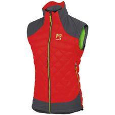 Karpos Lastei Active vest - red/gray