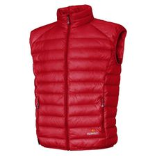VESTA WARMPEACE DRAKE VEST -RED