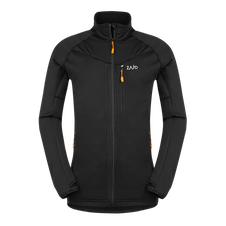 Zajo Arlberg Jkt - čierna