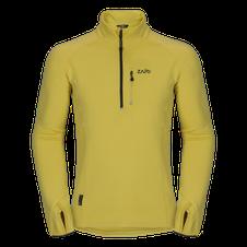 Mikina Zajo Arlberg Pull - žltá