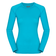 Termoprádlo Zajo Elsa Merino W Tshirt LS - modrá