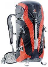Deuter backpack Pace 30-Black/Papaya
