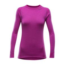 Devold Expedition Woman Shirt - fuchsia